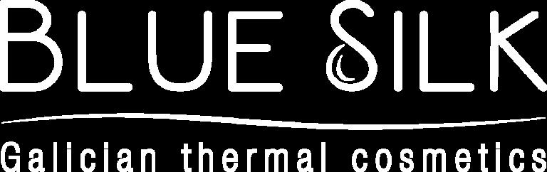 BlueSilk Logo Blanco