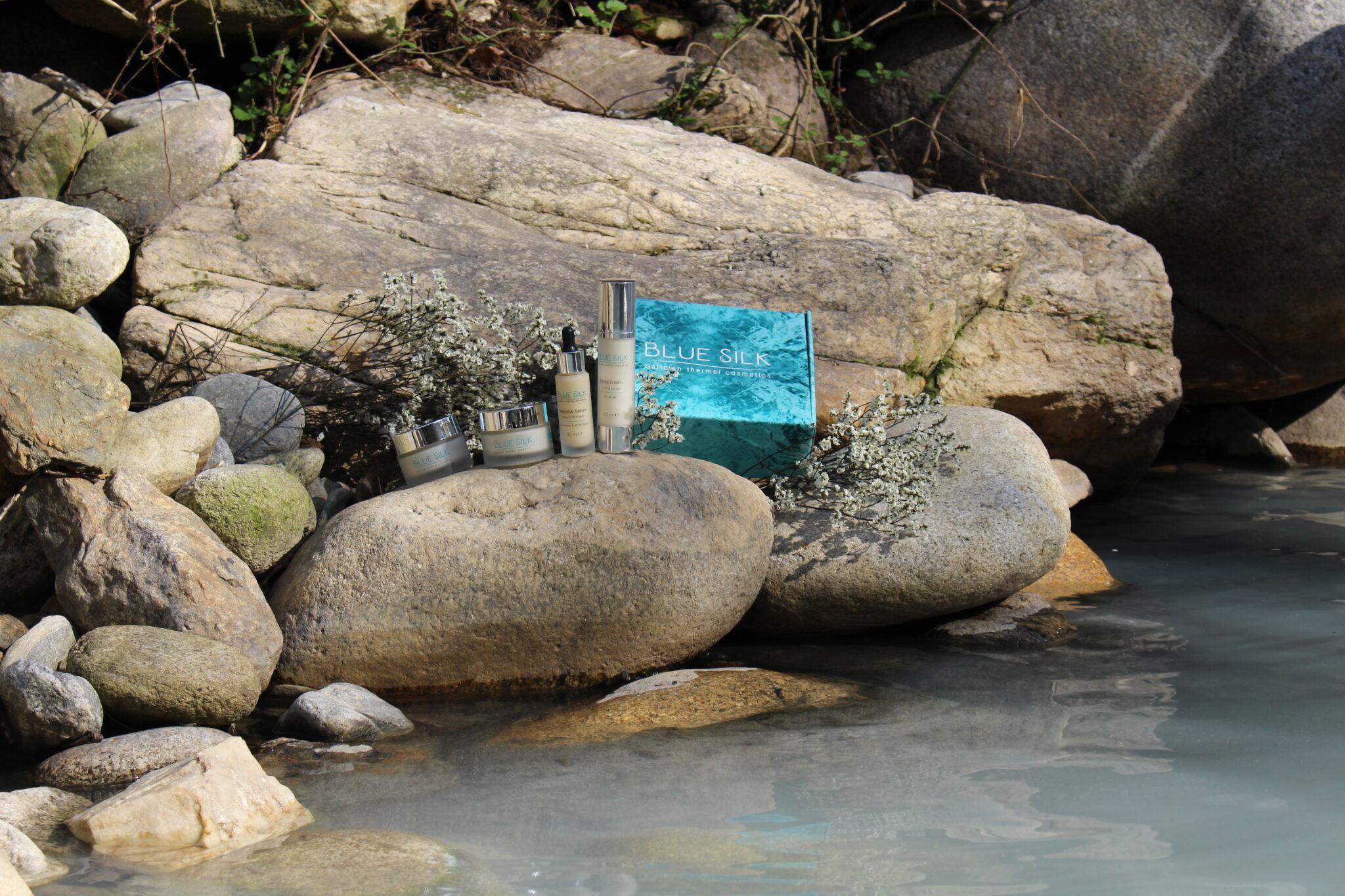 Productos Blue Silk
